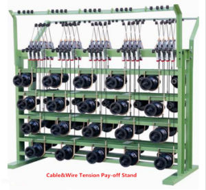 Automatic Cable Wire Tension Pay-off Stand for Copper Wire pictures & photos