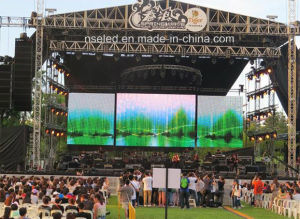 P5.95 Outdoor LED Display Big Video Screen Display