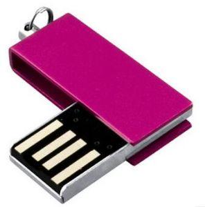 Custom 32GB / 64GB / 2tb Swivel Metal USB Flash Drive with Fee Design Logo
