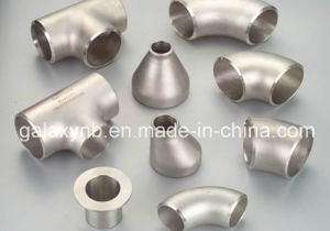 Customa-Made High Quality Titanium Pipe Fittings pictures & photos