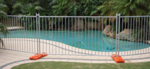 Australia Temporary Pool Fencing Panel pictures & photos