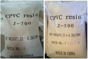 CPVC Resin--Chlorinated Polyvinyl Chloride pictures & photos