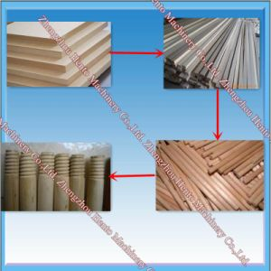 Professional Wood Round Stick Maker pictures & photos