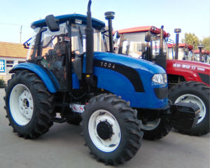 100HP 4WD Large Farm Tractor with High Quality pictures & photos