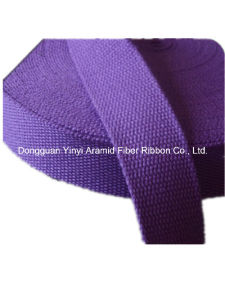 18mm Cotton Webbing for Cargo Bandle Belt pictures & photos