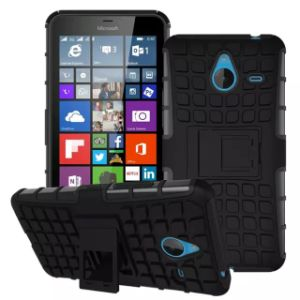 Hard Case Kickstand Heavy Duty Phone Case for Microsoft Lumia 640xl pictures & photos