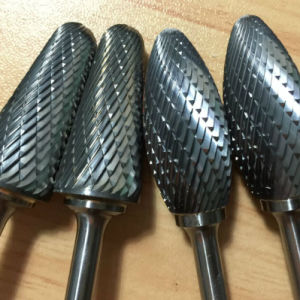 Extensive Range of Tungsten Carbide Burrs