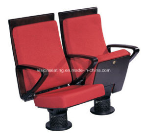 Cheap Discount Theater Concert Music Hall Seating Chair (3004) pictures & photos