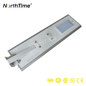 IP65 Integrated Solar Outdoor Lamp with PIR Sensor pictures & photos