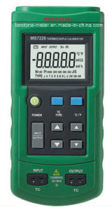 Process Calibrators/Thermocouple Calibrator (MS7220) pictures & photos