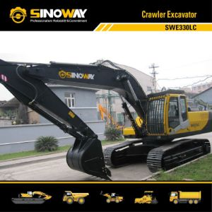 Hydraulic Excavator with 33 Ton Operating Weight pictures & photos