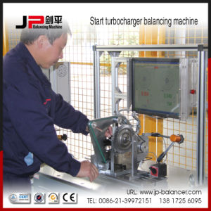 Jp Jianping Turboprop Starter Turbine Dynamic Balancing Machine pictures & photos