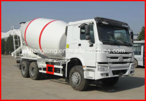 HOWO 336HP 10m3 Concrete Mixing Truck pictures & photos