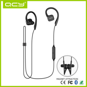 Qy13 Stereo Earphone for Samsung and iPhone with Magnetic Closure pictures & photos