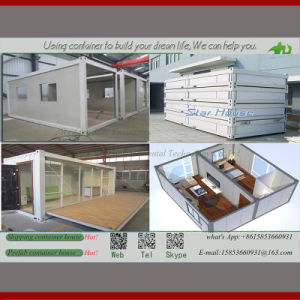 Prefab House for Sale/Container House pictures & photos