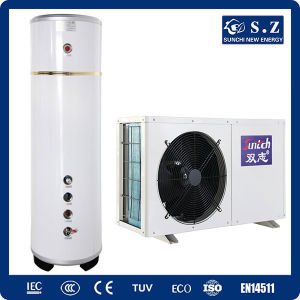 Cop4.2, 3kw 150L, 5kw 200L Domestic Electric Hot Water Heaters pictures & photos