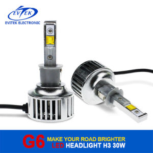 Fast Shipping High Quality LED Headlight 30W/3200lm 40W 4500lm Per Bulb 8~32V Factory Price for Cars, Trucks, Motorcycles and So on pictures & photos