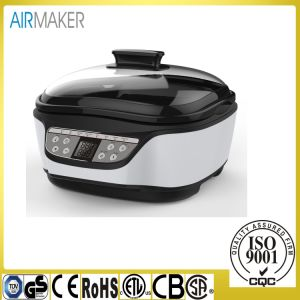 1500W Multi-Cooker with Energy Efficient Design GS/Ce/Rohs pictures & photos