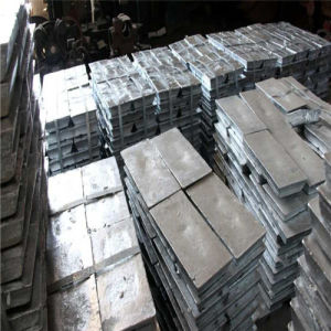 Lme Registered Zinc Ingot 99.7% with Competitive Price for Sale pictures & photos