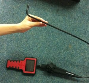 Borescope with 4-Way Tip Articulation pictures & photos