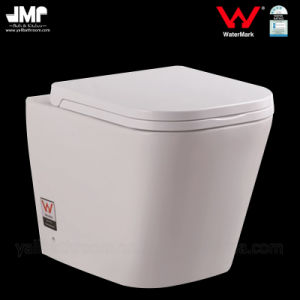 6015 Australian Standard Sanitary Ware Bathroom Wc Watermark Washdown Ceramic Toilet pictures & photos