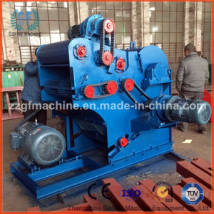 Self Power Wood Chipping Machine pictures & photos