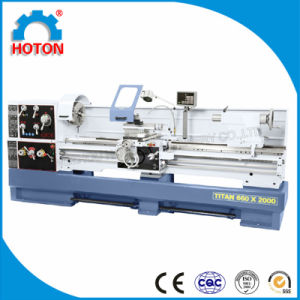 High Precision Horizontal Gap-bed Lathe Machine (CQ6280 C6280) pictures & photos