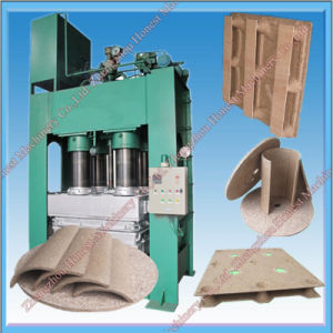 2017 Cheapest Automatic Wood Pallet Making Machine / Compressed Wood Pallet pictures & photos