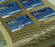 Teflon Coated Fiberglass Open Mesh Conveyor Belt pictures & photos