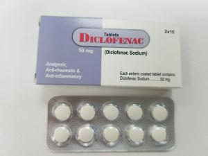 Prescription Medicine Diclofenac Sodium Tablets pictures & photos