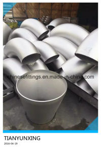 Seamless Stainless Steel Pipe Butt Weld Fitting pictures & photos