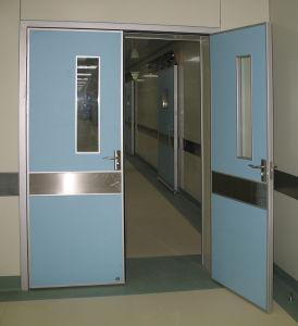 Double Door Hospital, Door Design for School, Restaurant Door pictures & photos