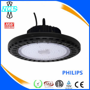 Philips High Power 150W UFO LED High Bay Light with Meanwell Driver pictures & photos