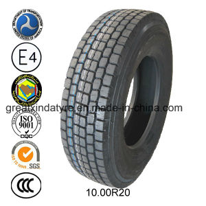 Chinese Good Load Capacity Trailer Tyre (245/70r17.5 245/70r19.5) pictures & photos