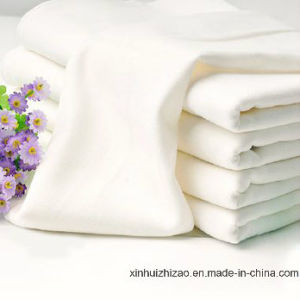 High Quality 100% Cotton Baby Gauze Diaper pictures & photos