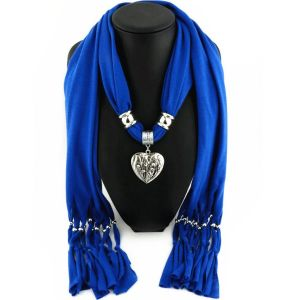 Fashion Jewelry Pendant Neck Lace Lady Scarf pictures & photos