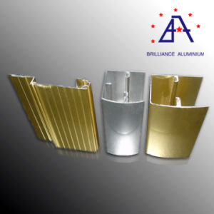 6063-T5 High Quality Polished Aluminum Channel pictures & photos