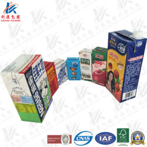 250ml Aseptic Packaging Carton with Best Price pictures & photos