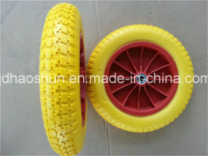 Top Quality PU Wheel 3.00-8 pictures & photos