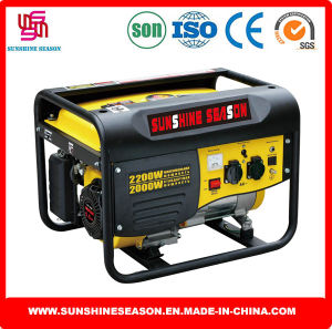Sp3000 Gasoline Generators for Home & Outdoor Power Use pictures & photos