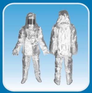 Fiberglass Fire Resistant Suit (ZDS004)