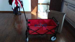 Folding Wagon Cart pictures & photos