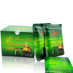100% Herbal Extract Chinese Detoxification Function Tibetan Baicao Tea Bag pictures & photos