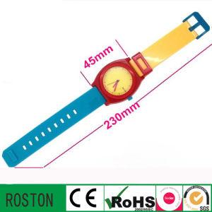 Japan Quartz Movement Silicon Custom Watches