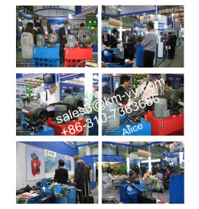 Competitive Hydraulic Hose Crimping Machine, Km-83c pictures & photos