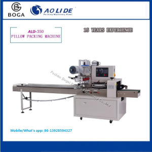 Auto Flow Medical Sponge Wrapping and Packing Machine Factory pictures & photos