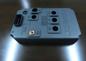 Cover Part for Electronic, Plastic Injection Mold, High Precision Insert-Molding Part pictures & photos