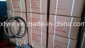 10.5MPa Strength 520% Enlongation Rate Motorcycle Tube (2.50-17 2.50-18 3.00-17 3.00-18 4.10-18 110/90-16) pictures & photos
