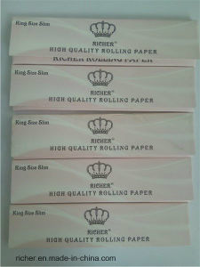 14 GSM Thinnest Rolling Paper for Cigarette pictures & photos