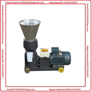100kg/H Rabbiet Feed Pellet Machine and Wood Pellet Mill pictures & photos